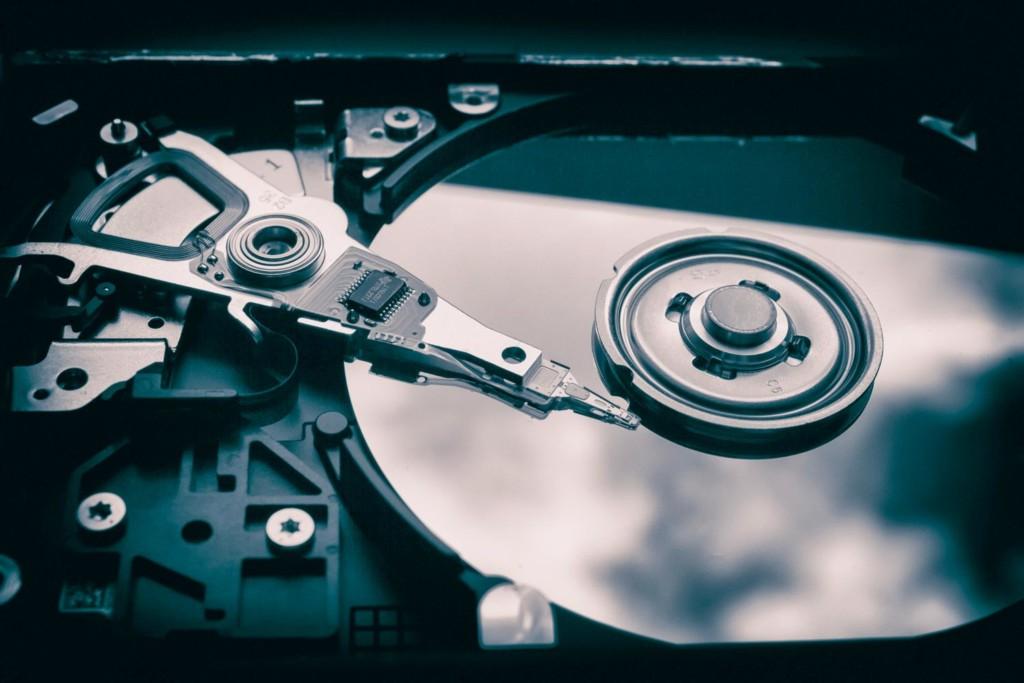 Datenträgervernichtung